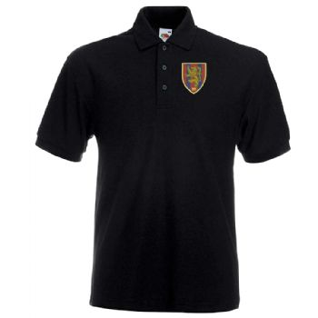 117 Embroidered Polo Shirt